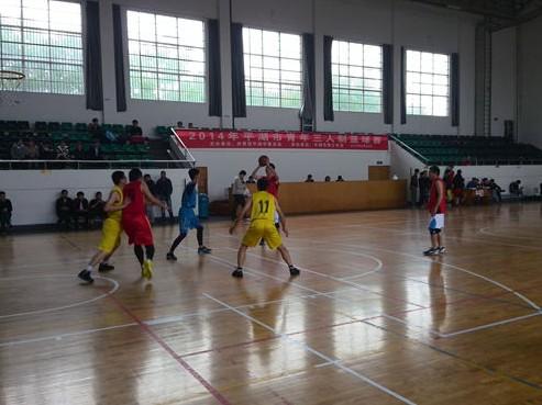 【平湖市】青年三人制篮球赛