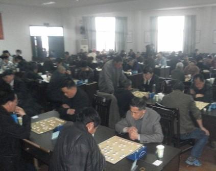 【奉化市】奉化象棋棋王赛