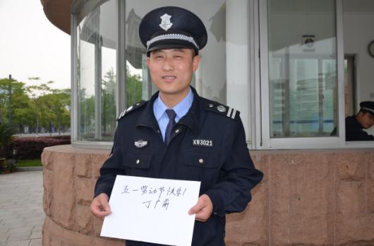 中国计量学院大学生倾听劳动者的故事