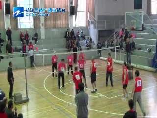 【海宁市】第四届老年人运动会气排球比赛