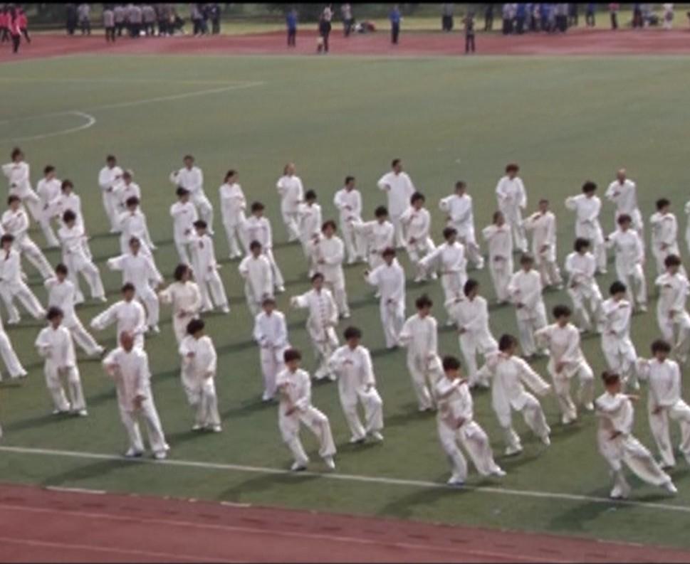 【群体】兰溪市启动第二届全民体育节