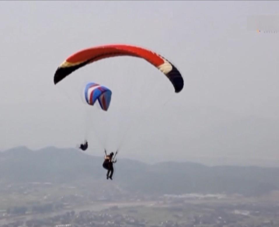 【富阳市】滑翔伞国家集训队选拔赛