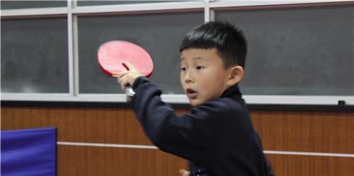 【好动吧】免费乒球培训 前国手喊你孩子来练球
