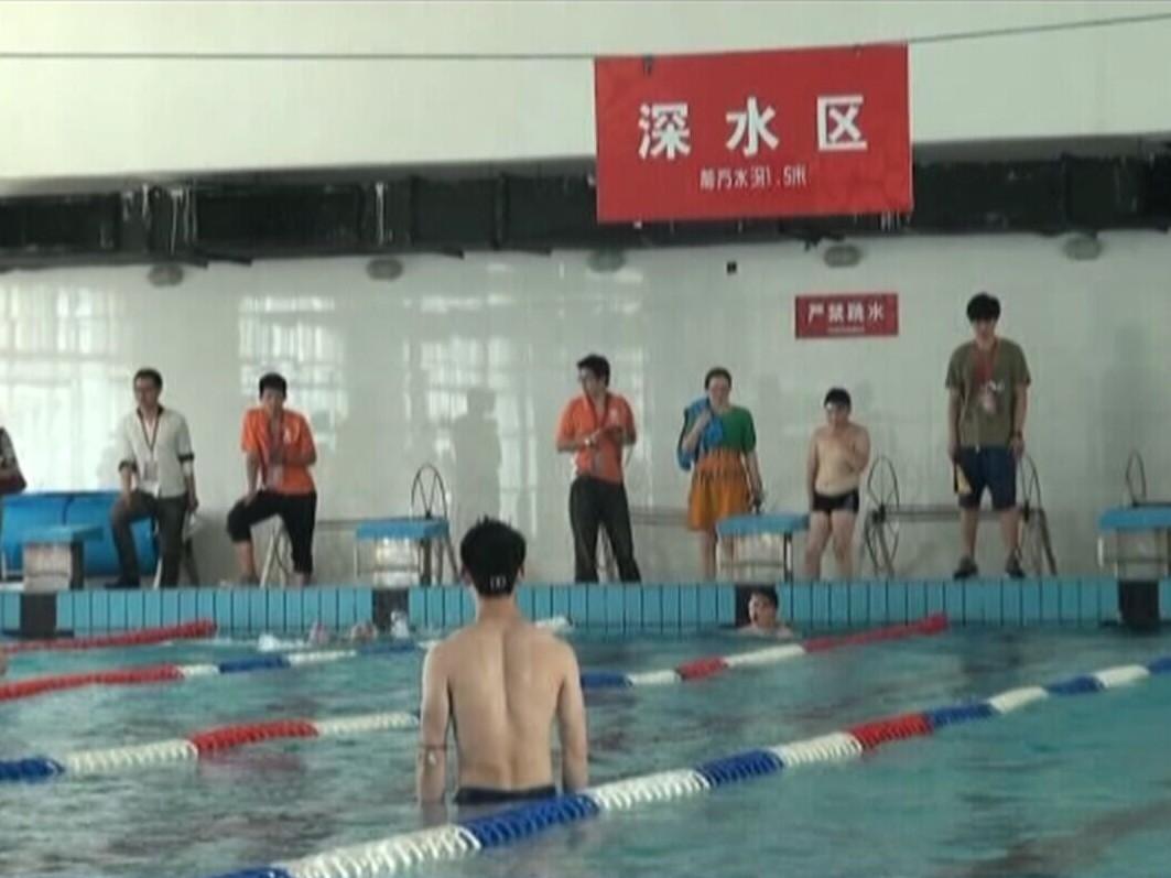 【嘉善县】少儿游泳比赛顺利结束