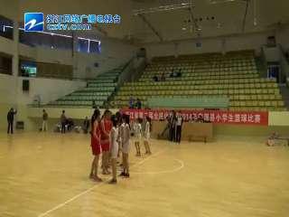 【宁海县】2014小学生篮球赛