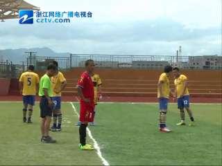 【松阳县】2014年室外五人制足球赛