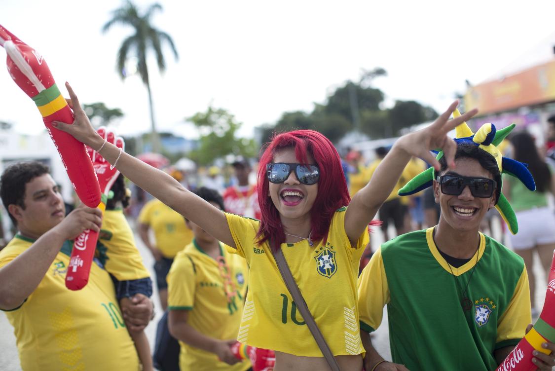 世界杯精彩大图