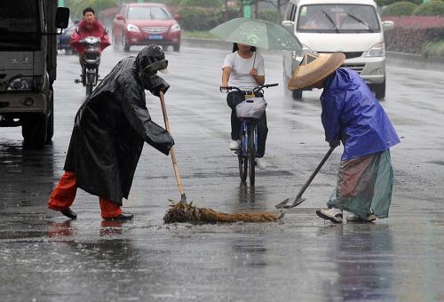 新一輪強降水考驗浙江
