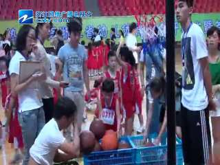 【宁海县】实验幼儿园成为首届幼儿篮球表演大赛最大赢家