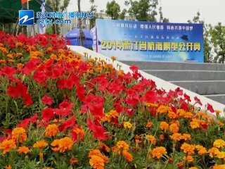【滨江区】浙江省航海模型公开赛在白马湖举行