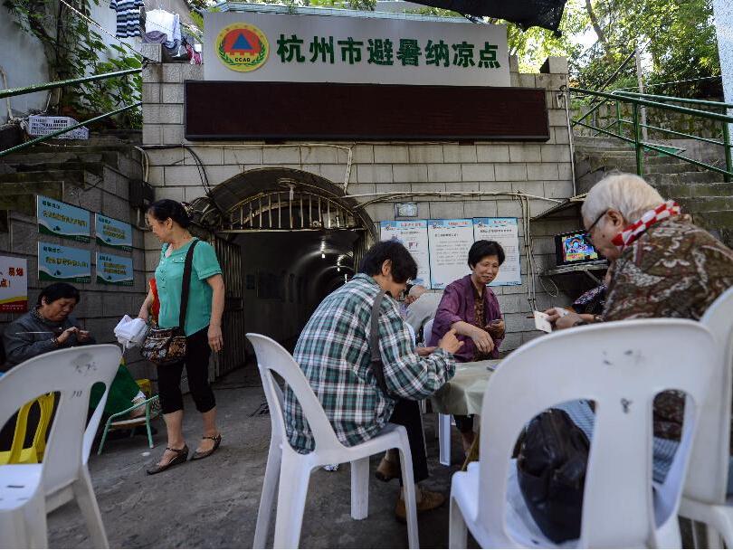 杭州11處避暑點今起開放