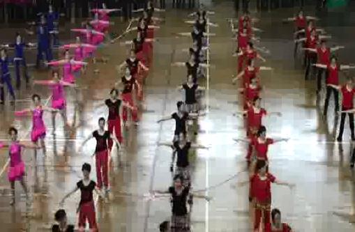 【西湖区】西溪街道排舞大赛