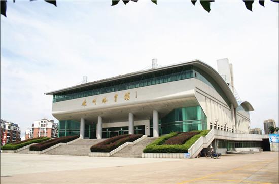 嵊州市体育馆(拳击、武术散打比赛场地)