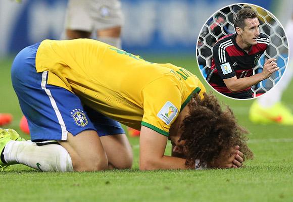 【世界杯】惨案!德国7-1巴西进决赛