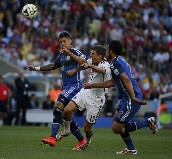 【世界杯】德国1比0绝杀阿根廷 夺第4冠