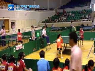"""【平湖市】""""星程杯""""2014年浙江省青少年(儿童)乒乓球冠军赛在平湖举行"""
