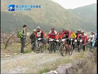 【黄岩区】桃花烂漫 自行车高手演绎山地激情