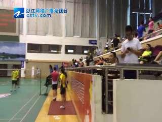 【西湖区】第二届企业职工羽毛球运动会