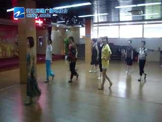 【西湖区】2014年西湖区灵隐街道排舞培训如火如荼