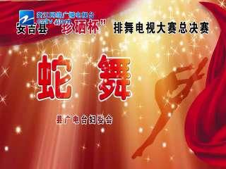 【安吉县】排舞大赛总决赛一等奖——《蛇舞》