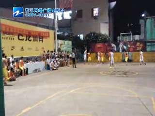 【路桥区】镇街道篮球赛路桥VS蓬街2