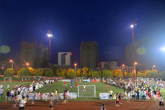 【莲都区】第三届社区运动会足球比赛圆满落幕