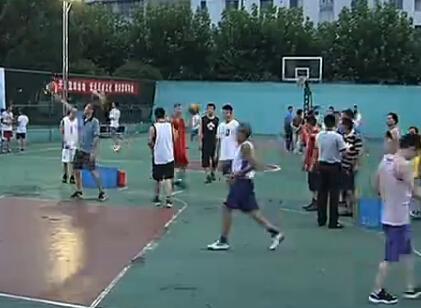 【诸暨市】篮球投篮大赛