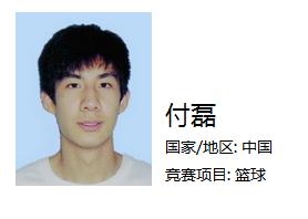【青奥会·浙江面孔】付磊(篮球)
