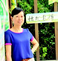 江山体育教育的拓荒牛——记江山市城东实验学校体育老师蓝水香