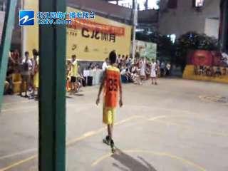 【路桥区】镇街道篮球赛路桥VS蓬街8