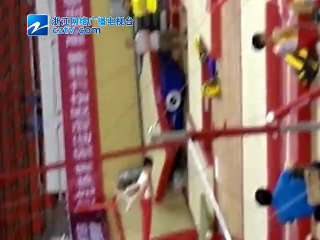 【路桥区】体操选手勇夺首金