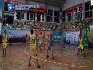 【庆元县】举行教工男子篮球赛