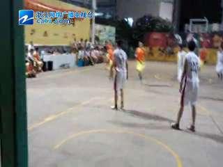 【路桥区】镇街道篮球赛路桥VS蓬街9