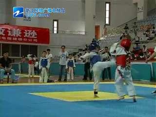 【建德市】浙江省大众跆拳道公开赛杭州分区赛