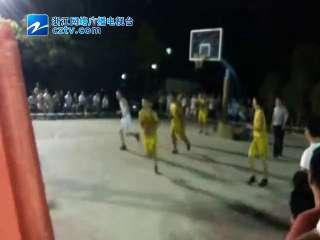 【路桥区】金清队展现出卓越的控球能力并投得三分