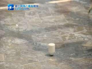 """【拱墅区】拱宸桥街道举行""""回味童趣—打陀螺""""活动"""