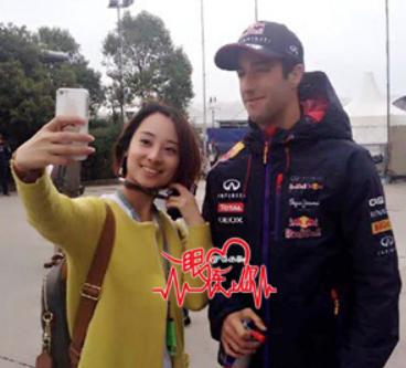 魔都承载中国F1车迷的欢喜