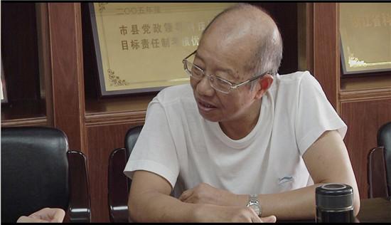 属于体育的晚晴人生——记路桥区老年体协主席蔡小法