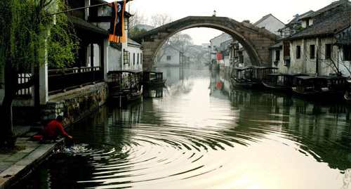 嘉兴记忆:水乡小镇的性格