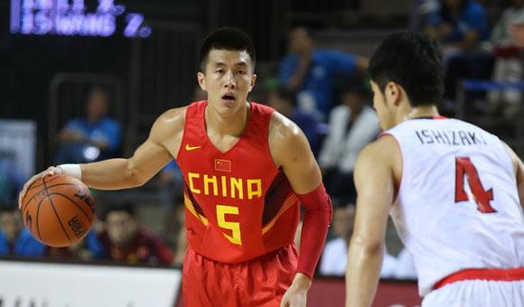【篮球】爆冷!中国男篮亚运历史首负日本