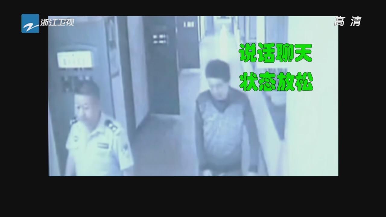 黑龙江延寿县越狱案:3犯人杀警越狱过程监控视