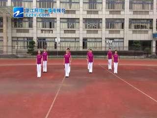 【西湖区】灵隐街道各社区积极备战第三套柔力球比赛