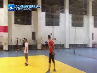 【拱墅区】友谊排球赛,掀起共建情