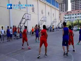 """【瓯海区】梧田街道""""梧桐树""""杯三对三篮球赛对抗赛"""