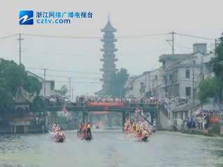 【温州市】庆端午 赛龙舟