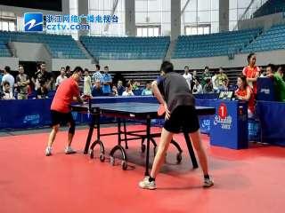 【慈溪市】崇寿镇参加第十四届市运会成年部乒乓球比赛