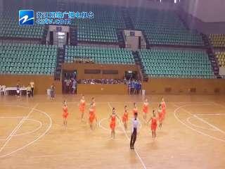 【文成县】健身排舞比赛