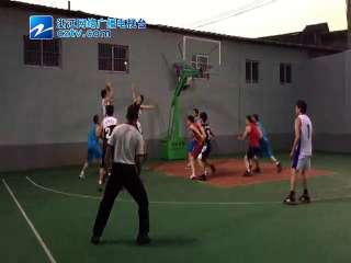 【瓯海区】潘桥街道篮球友谊赛