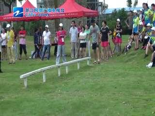 【天台县】白鹤镇参加2014年全民健身浙中片区体育活动
