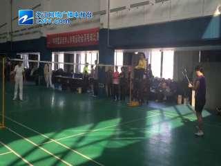 【拱墅区】康桥街道羽毛球选手夺得区老年人体育运动会羽毛球比赛冠军
